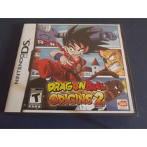 Dragon Ball Origins 2 Original Nintendo 3ds