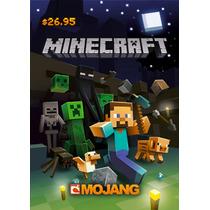 Minecraft Original - Pc Gifit Card Conta Não Compatilhada