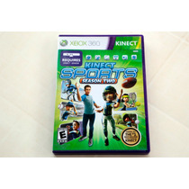 Jogo Xbox 360 Kinect Sports Season Two Original