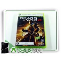 X360 Gears Of War 2 Original Xbox 360