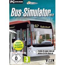 Bus Simulator 2012 (pc) - Frete Grátis !!!