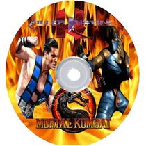 Emulador De Arcade Para Mortal Kombat & Killer Instinct ****