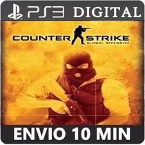 Counter Strike Global Offensiv Ps3 Legenda Br- Psn
