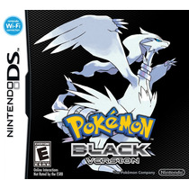 Pokemon Black Version - Ds / Dsi / 3ds / Impecável !!!