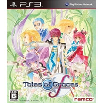 Game Tales Of Grace F Jrpg Ps3 Lacrado!!