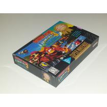 Caixa Donkey Kong 3 Ouro + Berço Incluso, Super Nintendo!!