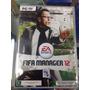 Fifa Manager 12 Pc Dvd Lacrado ! Original !
