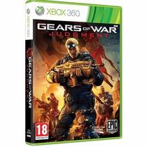 Gears Of War Judgement (4) - X360 - Novo Original Lacrado.