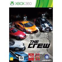 The Crew Xbox 360 Corrida Português Br Lacrado Original