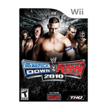 Wwe Smackdown Vs. Raw 2010 Wii Conspiracy