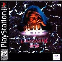 Jogo Original The Chessmaster 3d - Playstation 1