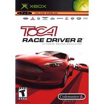 Jogo Toca Race Driver 2 The Ultimate Simulator Xbox A6215