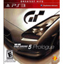 Gran Turismo 5 Prologue Ps3 - Greatest Hits