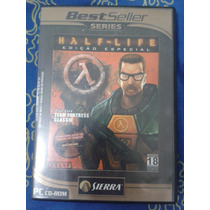 Jogo Half Life Para Pc Original - Semi Novo
