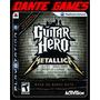 Guitar Hero Metallica Ps3 - Jogo Raríssimo