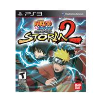 Ps3- Naruto Shippuden Ultimate Ninja Storm 2 Excelente!!