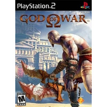 God Of War 1 Legendado Ps2 Patch - Impresso