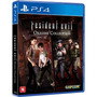 Resident Evil Origins Collection Ps4 Frete Zero Midia Fisica