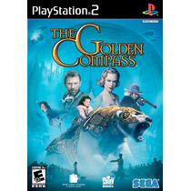 Jogo Lacrado The Golden Compass Para Playstation 2
