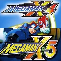 Megaman X4 E X5 Ps3 Mega Man Playstation 3 Pack 2 Jogos