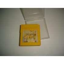 Nintendo Pokemon Yellow Roda Gameboy Color E Advance