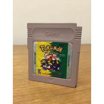 Gbc: Pokémon Green - Cartucho Não Salva