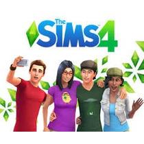 The Sims 4 P/ Pc - C/ Att Das Pyscinas - Byg Conteúdo Extra