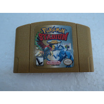 Fita Pokemon Stadium 2 Original - Nintendo 64 - N64