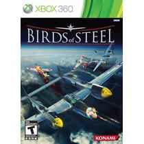 Jogo Novo Lacrado Original Birds Of Steel Para Xbox 360