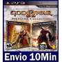 God Of War Origins Collection Jogo Ps3 Psn
