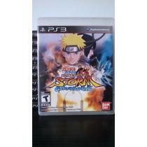 Naruto Ultimate Ninja Storm Generations - Ps3 - Usado
