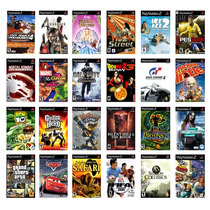 11 Patches Ps2 Playstation 2 A Sua Escolha