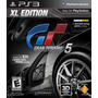 Gran Turismo 5 Xl Edition Ps3 Mídia Física Lacrado