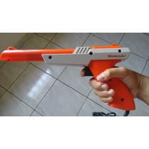 Nintendo Zapper Original Pistola Nintendinho 8 Bits Nes