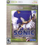 Sonic The Hedgehog - Xbox 360 - Lacrado - Americano