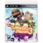 Little Big Planet 3 Playstation 3 Midia Fisica Dublado Lbp3