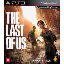 The Last Of Us Ps3 Português Codigo Psn Envio Imediato