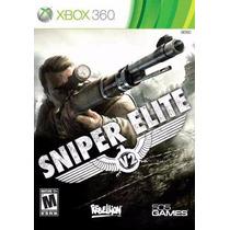 Sniper Elite V2 - Original Impecável