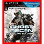 Ghost Recon Future Soldier Midia Fisica Usado - Ps3
