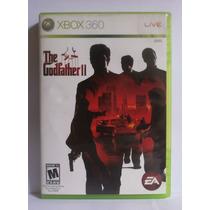 The Godfather Ii 2 - Jogo Xbox 360 - Usado