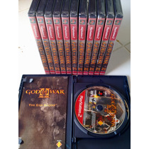 Jogo Para Playstation 2 E 3 Ps2 Ps3 God Of War 2 Gow 2 Ntsc