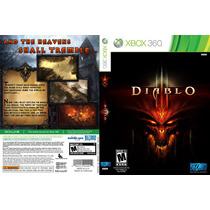 Diablo 3 P/ Xbox 360 Original Frete R$7,00