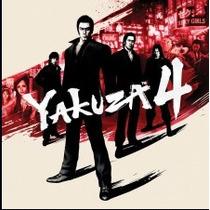 Yakuza 4 Jogos Ps3 Codigo Psn