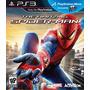 Ps3 - The Amazing Spider-man - Midia Fisica - Semi Novo