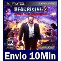 Dead Rising 2 Off The Record Ps3 Psn Digital
