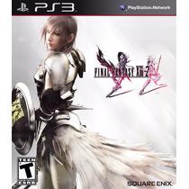Final Fantasy 13 Xiii- Parte 2- Ps3 Mídia Física Lacrado