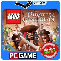 Lego Pirates Of The Caribbean Steam Cd-key Global