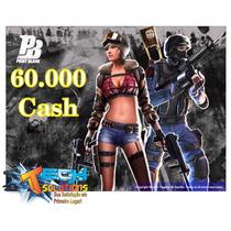 Point Blank - Cartão De 60.000 60k Cash - Envio Imediato!