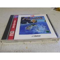 Pesca Sega Saturn Original Usado - Otimo Estado - Raro