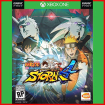 Naruto Shippuden: Ultimate Ninja Storm 4 Xbox One Primária !